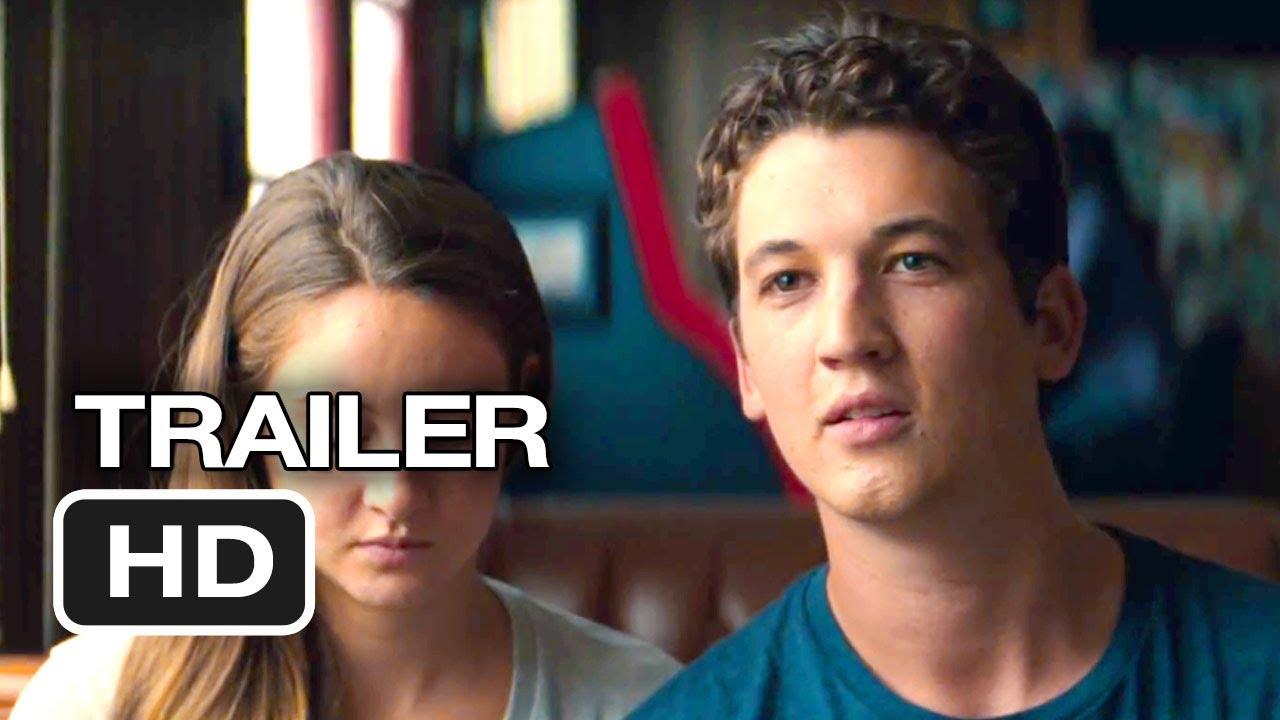 The Spectacular Now Official Trailer #1 (2013) - Shailene Woodley Movie HD