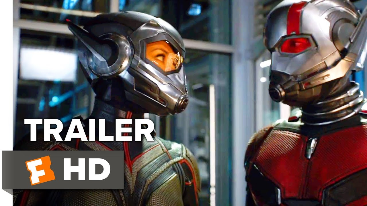 Ant-Man and the Wasp Trailer #2 (2018)   Movieclips Trailers