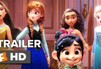 Ralph Breaks the Internet: Wreck-It Ralph 2 Trailer #1 (2018) | Movieclips Trailers