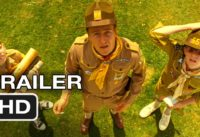 Moonrise Kingdom Official Trailer #1 - Wes Anderson Movie (2012) HD