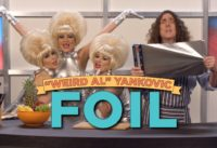 """Exclusive """"Weird Al"""" Yankovic Music Video: FOIL (Parody of """"Royals"""" by Lorde)"""