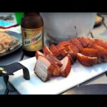 FOREIGNERS TRYING FILIPINO FOOD IN MIAMI - AMERICANS TRYING LECHON KAWALI - LECHON TASTE TEST -