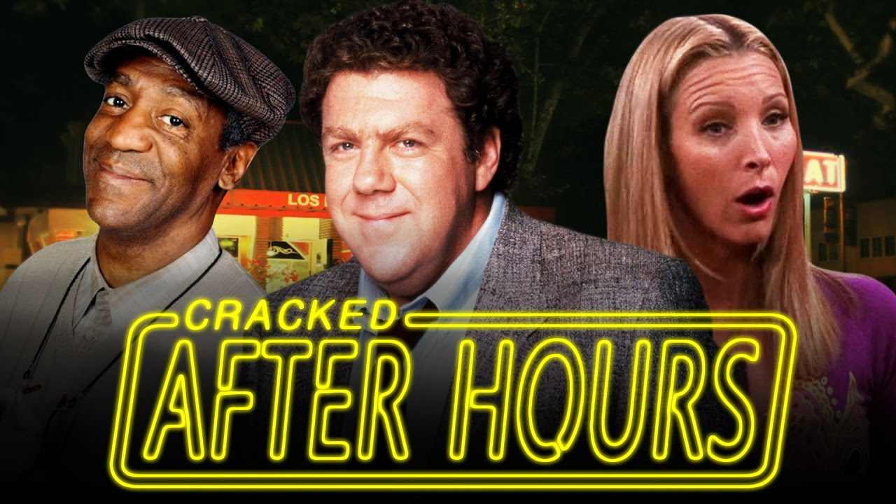 How To Ruin Your Favorite Sitcoms With Simple Math - After Hours