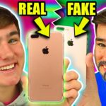How To Spot a Fake iPhone 7