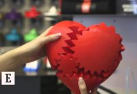 V-Day for Techies: How to 3-D Print Your Valentine's Gift