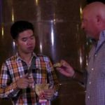 """""""Bizarre Foods"""" host Andrew Zimmern cruises around Ho Chi Minh City for late night street food"""