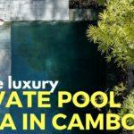 Insane luxury villa in Cambodia - Trip of a lifetime - Siem Reap Cambodia