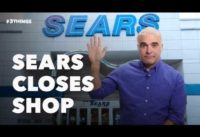 Sears Closes Shop and Superhumans Are On the Way. 3 Things to Know Today.