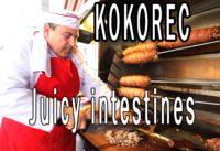 Baby Lamb Intestine Sandwich | Turkish Food | Kokoreç