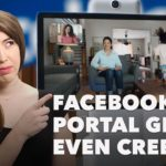 Facebook's Portal Gets Even Creepier. 3 Things to Know Today.