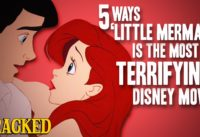 5 Ways 'Little Mermaid' Is The Most Terrifying Disney Movie - Obsessive Pop Culture Disorder