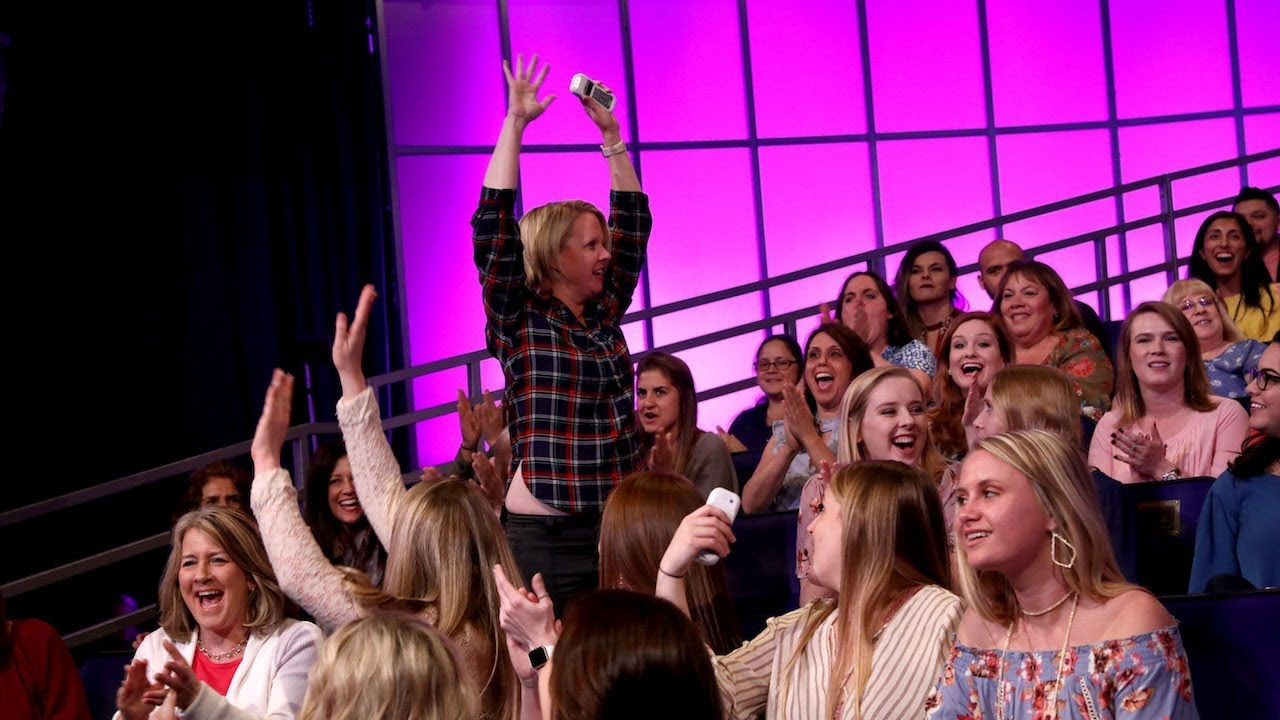 Ellen Finds Out Who's the Smartest Audience Member