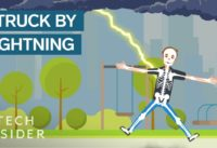 What Happens When You're Struck By Lightning?