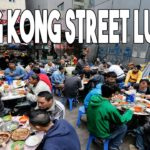 Hong Kong Street Food Hopping with Debbie Wong!  Best Street Food Experience!