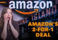 60-Second Video: Amazon Can't Choose Just One