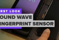 Ultrasonic fingerprint reader likely headed to Samsung Galaxy S10