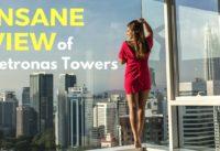 Insane Luxury Apartment in Kuala Lumpur - Best view of Petronas Towers