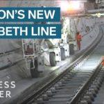Inside London's New £15bn Elizabeth Line Upgrade