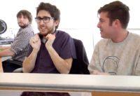 Jake and Amir: Rap Teacher (With Hoodie Allen)