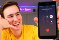 iPhone 7 Link SCAM (Prank Call)