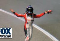 "Radioactive: Fontana - ""I'm [expletive] shaking, I'm so pissed off."" - 'NASCAR Race Hub'"