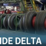 Inside Delta's 2.7 million square-foot facility