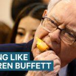 I ate like billionaire Warren Buffett for a week — and I felt awful