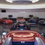 Craig Jackson Gives A Tour Of His Multimillion-Dollar Garage