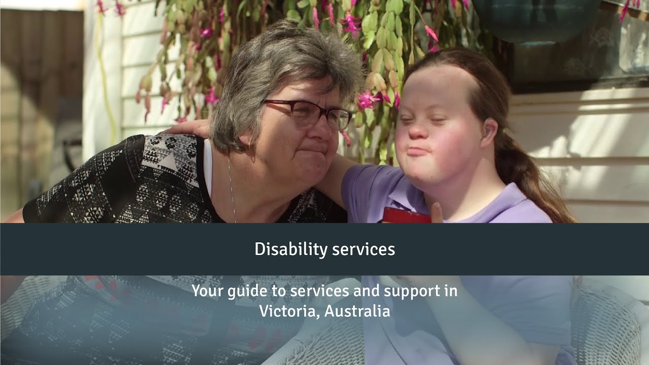About disability services in Victoria