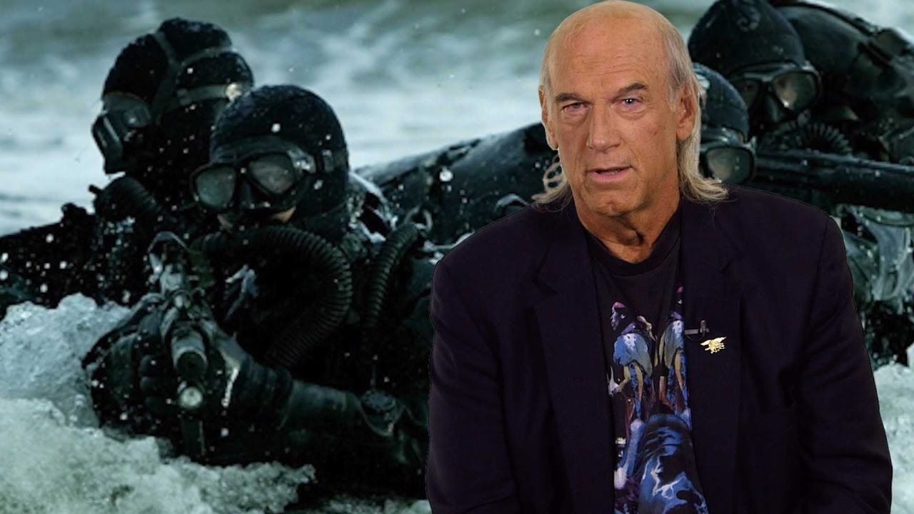 Jesse Ventura says the Navy SEALs have changed in a major way