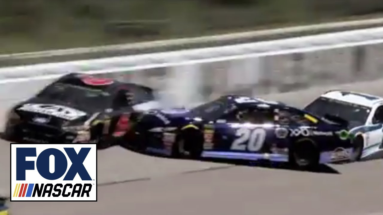 """Radioactive: Talladega - """"Punch that (expletive) in the face.""""   NASCAR RACE HUB"""