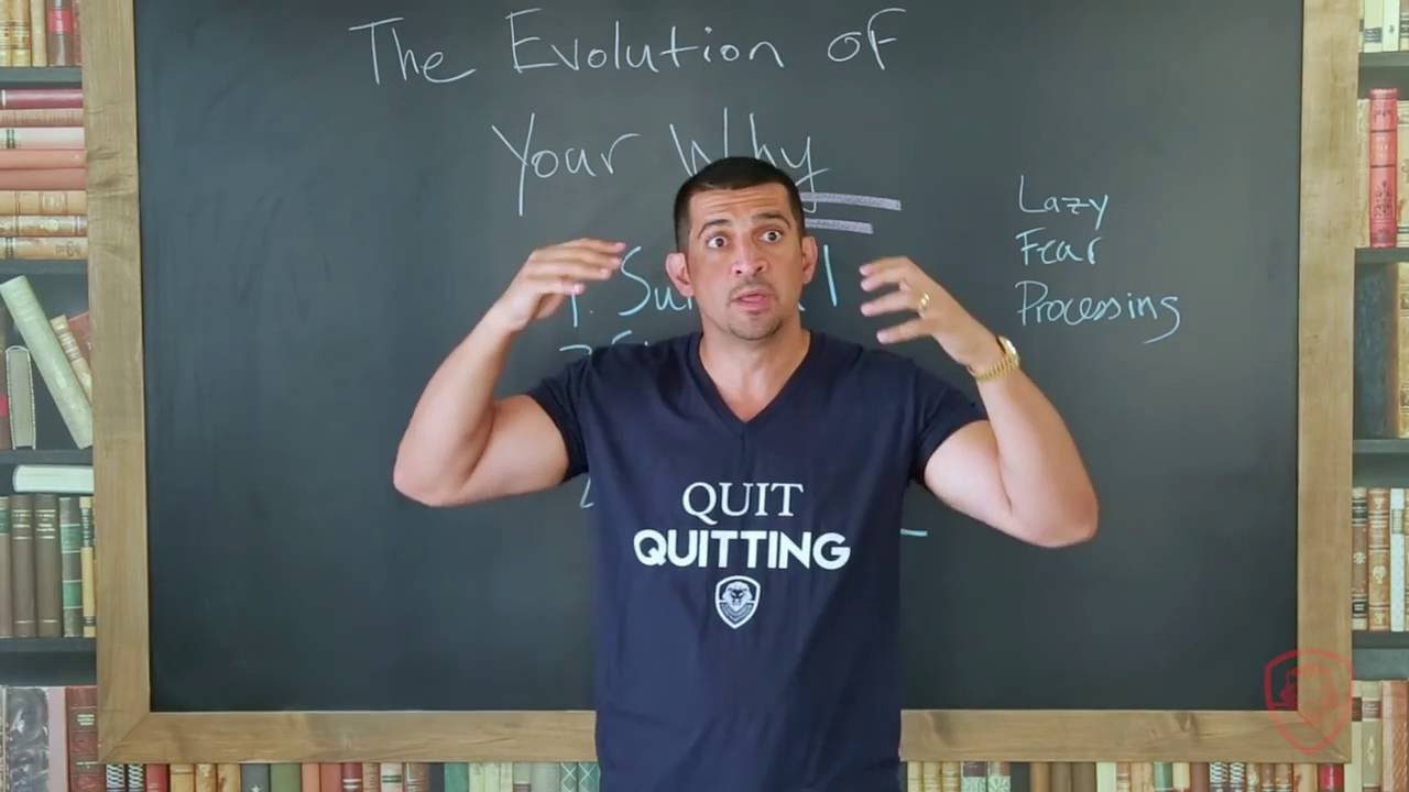 The Evolution Of Your Why