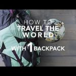 How to Travel the World With One Backpack - Travel Channel