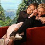 Jennifer Lopez Shares Her Germs with Ellen