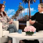 Megan Mullally Didn't Notice the Interesting Pattern with Ellen's Roommates
