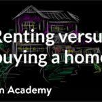 Renting versus Buying a home   Housing   Finance & Capital Markets   Khan Academy