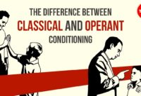 The difference between classical and operant conditioning - Peggy Andover
