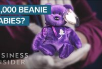 We Got Our Beanie Babies Valued