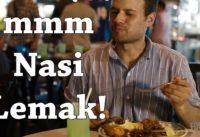 Mouthwatering Meals in Kuala Lumpur, Malaysia   Nasi Lemak   The Food Ranger