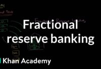 Overview of fractional reserve banking   The monetary system   Macroeconomics   Khan Academy
