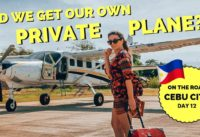 Our PRIVATE AIRPLANE in the PHILIPPINES? feat. Finn Snow