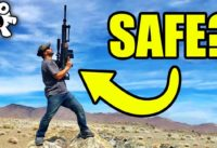 Can A Bullet Fired Straight Up Kill You When It Falls?