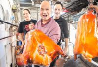 GOD LEVEL Chinese Food With MY FAMILY!!! INSANE Chinese Food Tour With 7 FOOD RANGER FAMILY!
