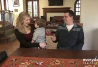 A Deaf Toddler Hears For the First Time