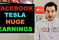 Facebook & Tesla Release Shocking Earnings