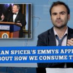 What Sean Spicer's Emmys Appearance Says About How We Consume The News - Some News
