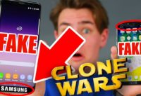 Fake Galaxy S9+ Clone vs Fake iPhone X Clone - Which is Worse?