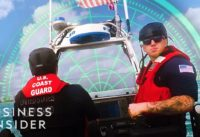 Tracking Drug Smugglers And Unauthorized Migrants With The Coast Guard In Miami