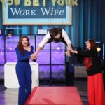 'Will & Grace's' Eric McCormack & Sean Hayes Are Left Hanging in 'You Bet Your Work Wife'