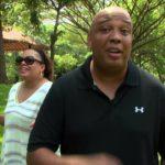 Rev Run and Family Ride Elephants in Thailand on REV RUNS AROUND THE WORLD